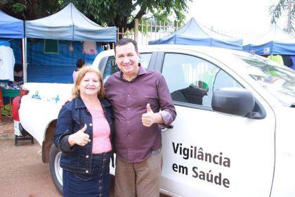 Hildo do Candango agradece população por confiar em seu governo e destaca novas ações para 2019