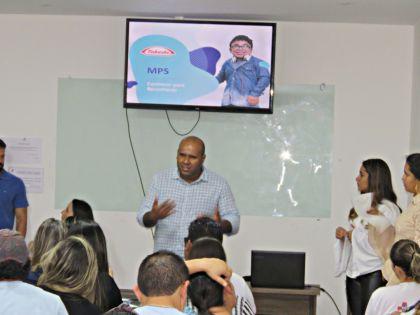Gestão Hildo do Candango convida APAE Anápolis para realizar capacitação de servidores da saúde para diagnóstico de doença rara