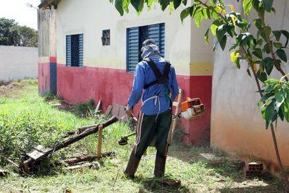 Notícias de Águas Lindas- Prefeitura de Águas Lindas pagará insalubridade para servidores que atuam na limpeza