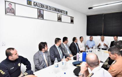 Notícia do Entorno – Região do Entorno de Brasília terá segurança intensificada