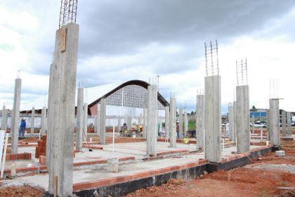 Obras de construção da Creche Mansões Pôr do Sol foram iniciadas