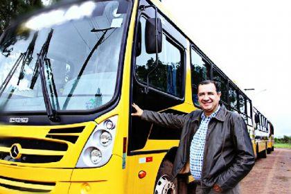 Luta de Hildo do Candango para melhoria no transporte público do Entorno é reconhecida e ANTT propõe mudanças