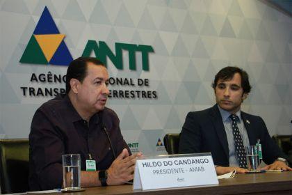 Notícia do Entorno – Presidente da AMAB, Hildo do Candango busca alternativas para melhorar o transporte coletivo do Entorno de Brasília