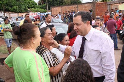 Notícias de Águas Lindas - Hildo do Candango reorganizou a Atenção Básica e Saúde da Família no município, diz subsecretário de saúde