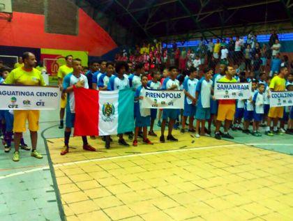 Notícias de Pirenópolis - Prefeitura de Pirenópolis intensifica investimento no segmento esportivo da cidade