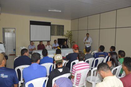 Notícias de Cocalzinho - Governo de Cocalzinho de Goiás investe em cursos profissionalizantes para aquecer economia local