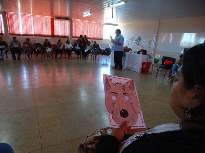 Notícias de Águas Lindas- Prefeitura intensifica capacitação de Educadores em Águas Lindas
