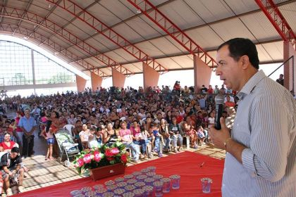 Notícias de Águas Lindas- Prefeito Hildo do Candango participa de Audiência Pública sobre educação