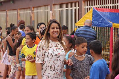 Aleandra Sousa cresce ganhando mais força e apoio a sua pré-candidatura a deputada estadual