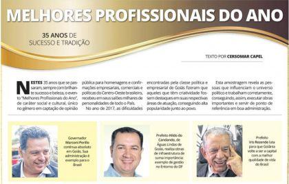 Notícias de Águas Lindas - Hildo do Candango recebe reconhecimento por sua boa administração