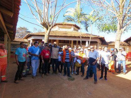Gestão Hildo do Candango intensifica combate a dengue em Águas Lindas de Goiás