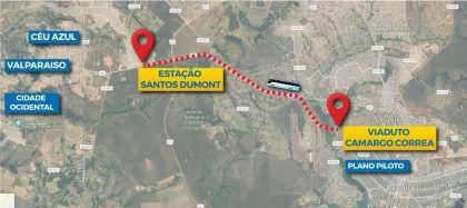 Notícia do Entorno – Linhas do Entorno passam a utilizar corredor do BRT