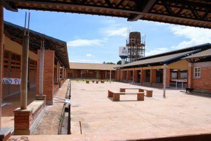 Notícias de Águas Lindas - Obras de construção dos colégios estaduais seguem a todo vapor