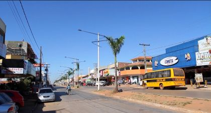 Hildo do Candango promove o crescimento de Águas Lindas de Goiás