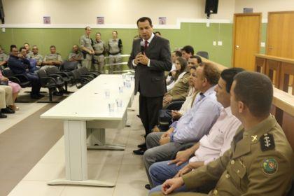 Prefeito Hildo do Candango melhora índice de segurança em Águas Lindas de Goiás