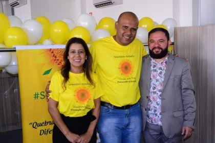 Notícia de Águas Lindas – Prefeitura realiza seminário do setembro amarelo para prevenção ao suicídio no município