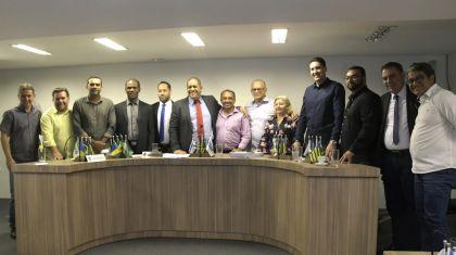 Notícia de Águas Lindas – Assembleia Legislativa de Goiás promove Audiência Pública para discutir a Lei Orçamentária Anual - LOA (2020)