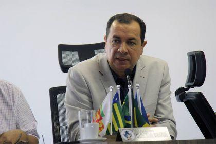 Notícia do Entorno – Presidente da AMAB, Hildo do Candango promove melhorias no transporte público do Jardim Céu Azul