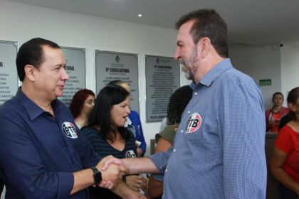 Notícias de Águas Lindas - Prefeito Hildo do Candango faz bom trabalho de educação ambiental em Águas Lindas, diz deputado Juarezão