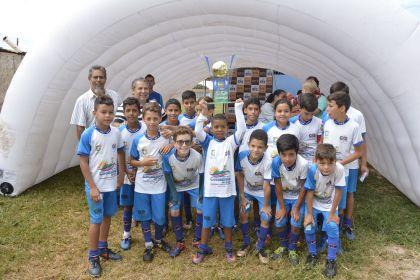 Notícias de Cocalzinho - Prefeitura de Cocalzinho de Goiás apoia 2ª edição da Copa de Futebol CFZ, o município foi campeão em duas modalidades