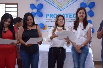 Gestão Hildo do Candango faz parcerias para oferecer cursos de especialização aos moradores de Águas Lindas de Goiás
