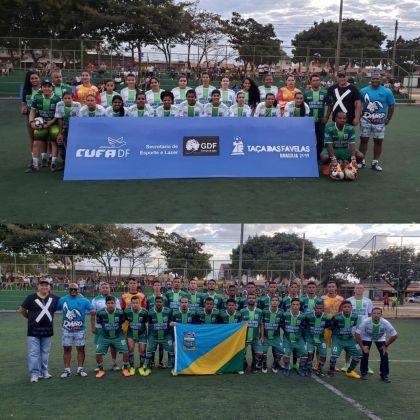 Prefeito Hildo do Candango incentiva cultura e esporte em Águas Lindas