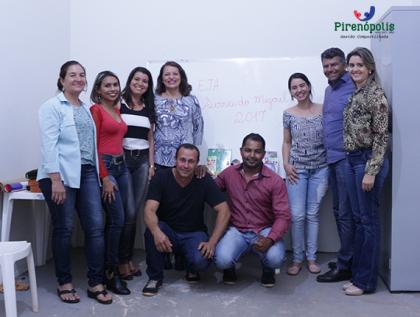 Notícias de Pirenópolis - Projeto EJA estimula alunos a voltar aos estudos em Pirenópolis