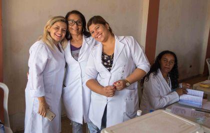 Notícias de Santo Antônio do Descoberto - Prefeitura de Santo Antônio do Descoberto investe em ações voltadas à medicina preventiva