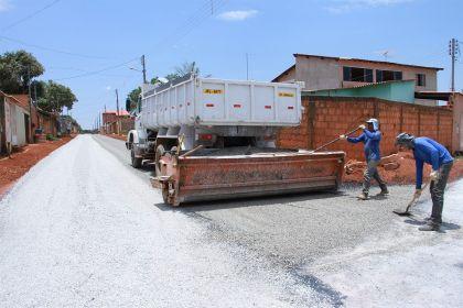 Notícias de Águas Lindas - Águas Lindas de Goiás, um canteiro de obras
