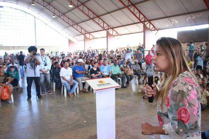 Notícias de Águas Lindas - Mulheres de Águas Lindas de Goiás e da Região Metropolitana apoiam Aleandra Sousa