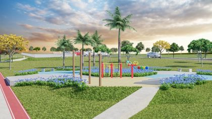 Novas parceiras, novos resultados: Águas Lindas terá lançamento da pedra fundamental da sua nova praça pública