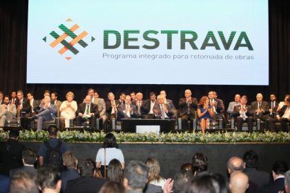 Notícia de Goiás – Estado de Goiás será o primeiro contemplado pelo programa Destrava Brasil que visa retomar obras paralisadas