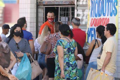 Notícia de Goiás – Queda no isolamento social preocupa autoridades em Goiás