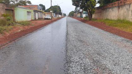 Notícia de Águas Lindas – Obras de infraestrutura promovem o desenvolvimento de Águas Lindas de Goiás