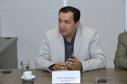 Notícia do Entorno – Hildo do Candango busca parcerias para promover o desenvolvimento da Região do Entorno
