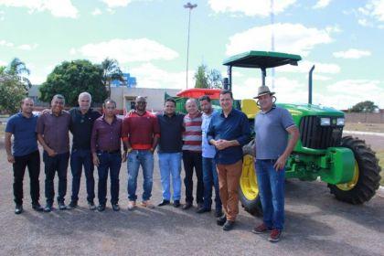 Notícia de Águas Lindas – Agricultura familiar cresce em Águas Lindas de Goiás