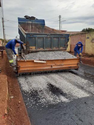 Notícia de Águas Lindas - Obras de infraestrutura promovem o desenvolvimento acelerado da cidade