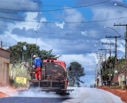 Notícia de Águas Lindas – Prefeito Hildo do Candango transforma Águas Lindas numa das cidades que mais se desenvolveu no estado goiano