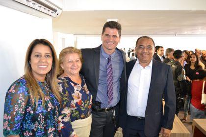 Notícias de Águas Lindas - Delegado Fabiano Medeiros assume a 17ª Delegacia Regional de Polícia Civil