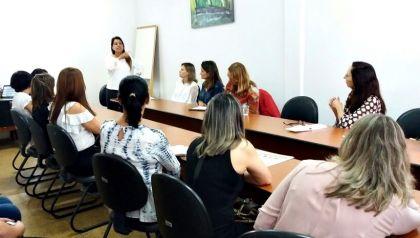 Aleandra Sousa preside mais uma reunião do COEGEMAS