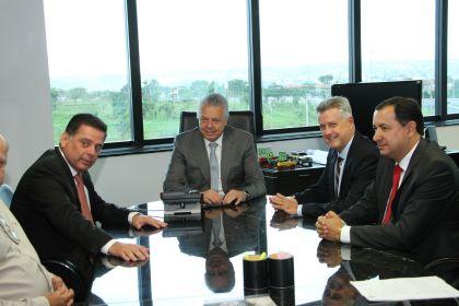 Notícias de Águas Lindas - A força política de Hildo do Candango