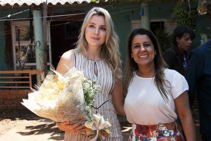 Aleandra Sousa, um nome forte na política de Goiás