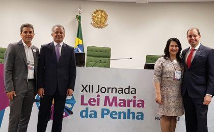 Notícias de Águas Lindas – Juízes goianos participam da XII Jornada Lei Maria da Penha em Brasília