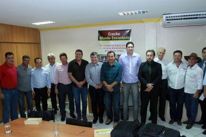 Prefeitos do Entorno do Distrito Federal se unem em prol de melhorias para os seus municípios