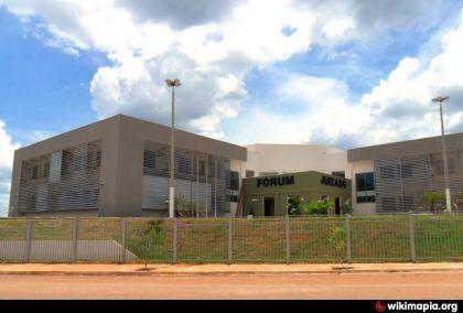 Notícias de Águas Lindas – Comarca do município realiza trabalho importante para a manutenção da justiça