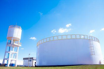 Reservatório central de água abastecerá a cidade de Águas Lindas de Goiás