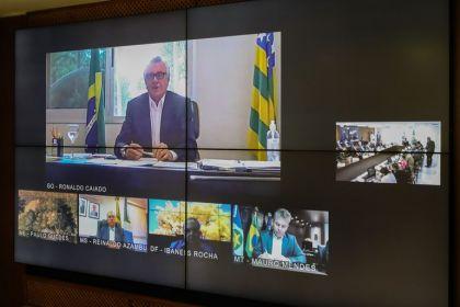 Notícia de Goiás – Governadores do Centro-Oeste pedem a Bolsonaro que recompensem Estados pelas perdas de ICMS