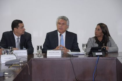 Hildo do Candango e prefeitos do Entorno lutam por recursos para a região