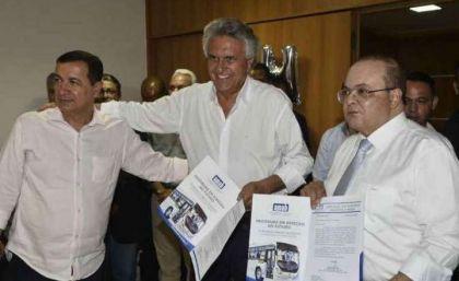 Notícia do Entorno – ANTT aprova celebração de convênio com DF para delegação da gestão do serviço de transporte semiurbano