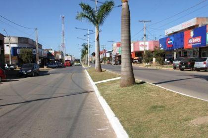 Notícia de Águas Lindas – Prefeito Hildo do Candango incentiva o crescimento comercial de Águas Lindas